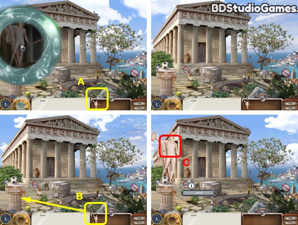 Treasure Masters, Inc.: The Lost City Walkthrough Screenshot 0090