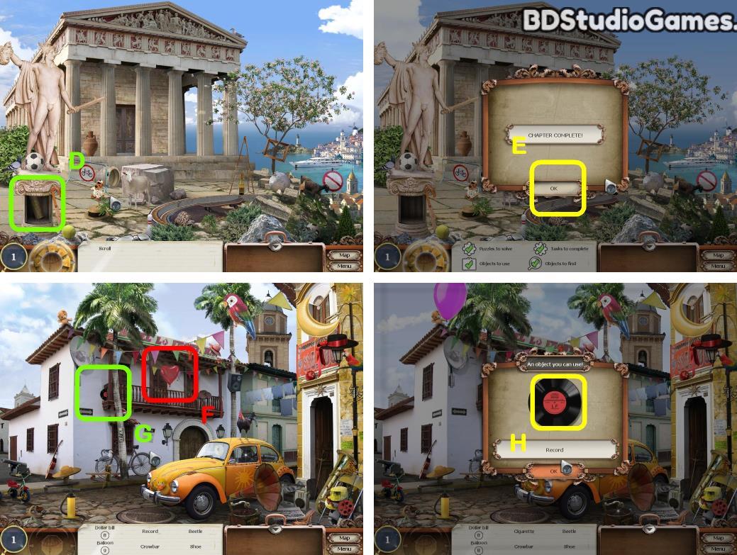 Treasure Masters, Inc.: The Lost City Walkthrough Screenshot 0091