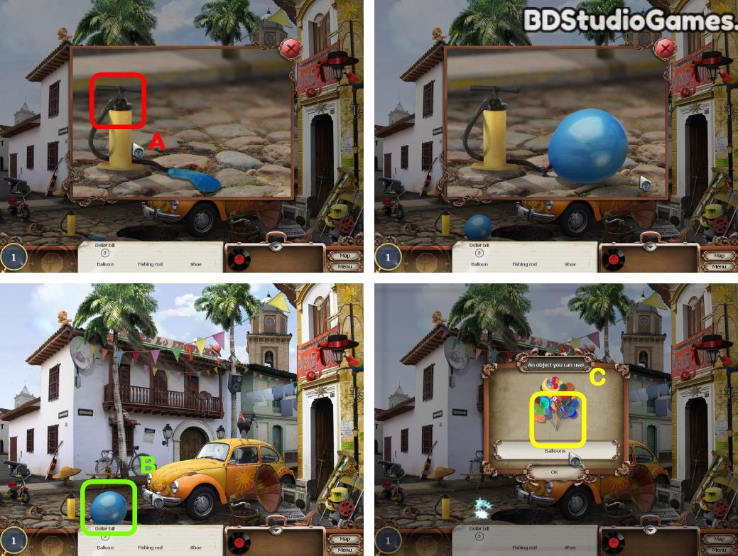 Treasure Masters, Inc.: The Lost City Walkthrough Screenshot 0096