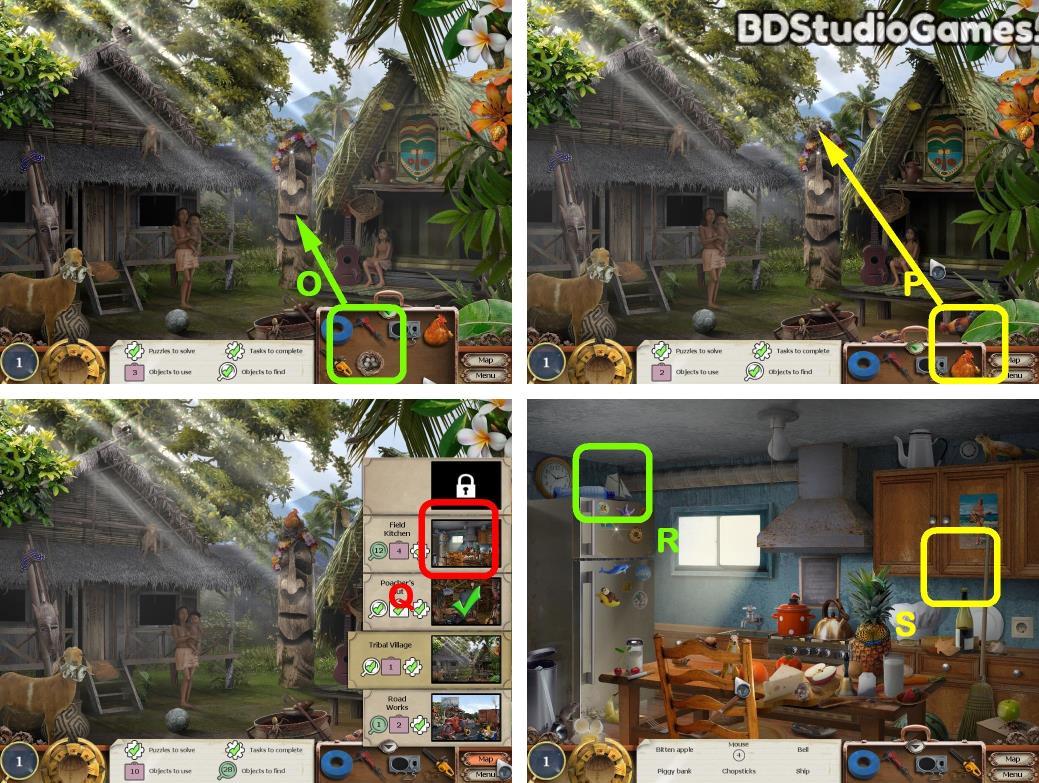 Treasure Masters, Inc.: The Lost City Walkthrough Screenshot 0131