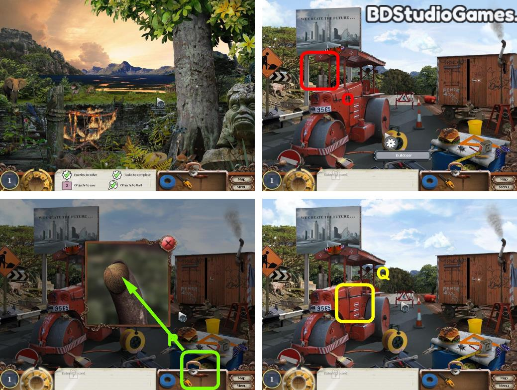 Treasure Masters, Inc.: The Lost City Walkthrough Screenshot 0140