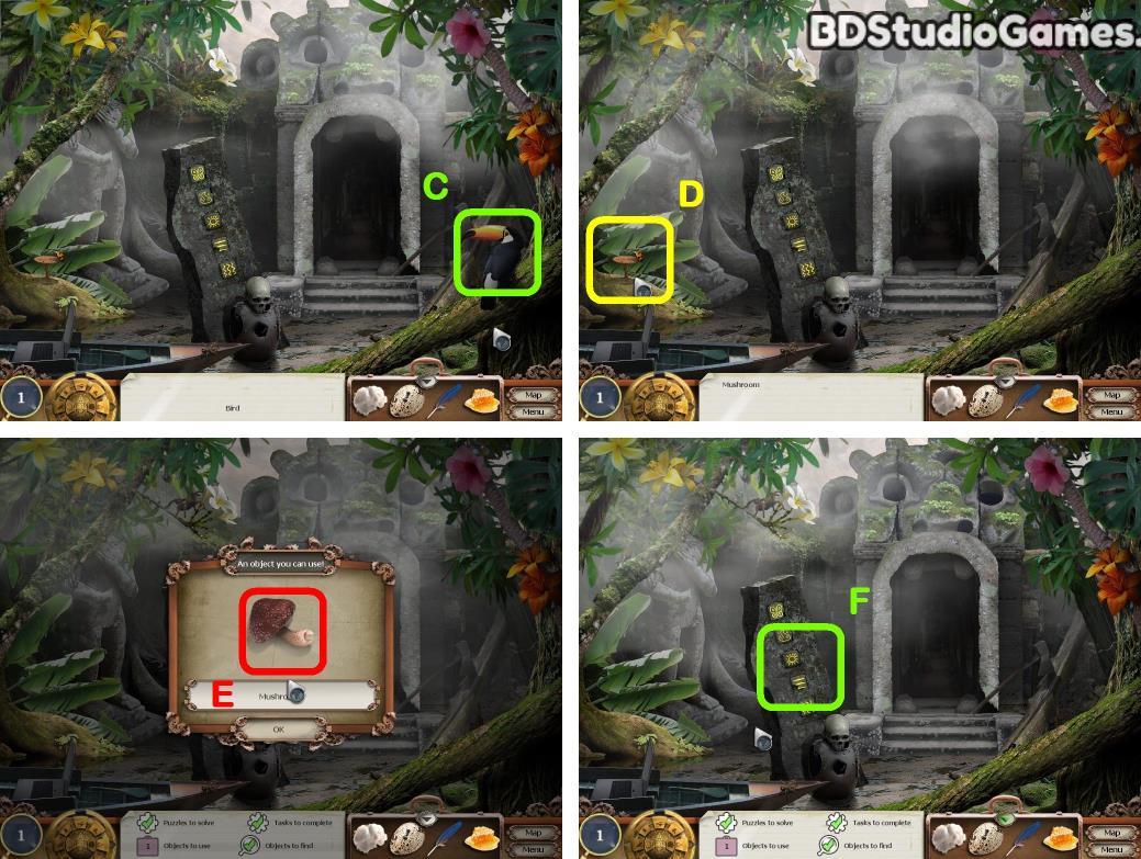 Treasure Masters, Inc.: The Lost City Walkthrough Screenshot 0165