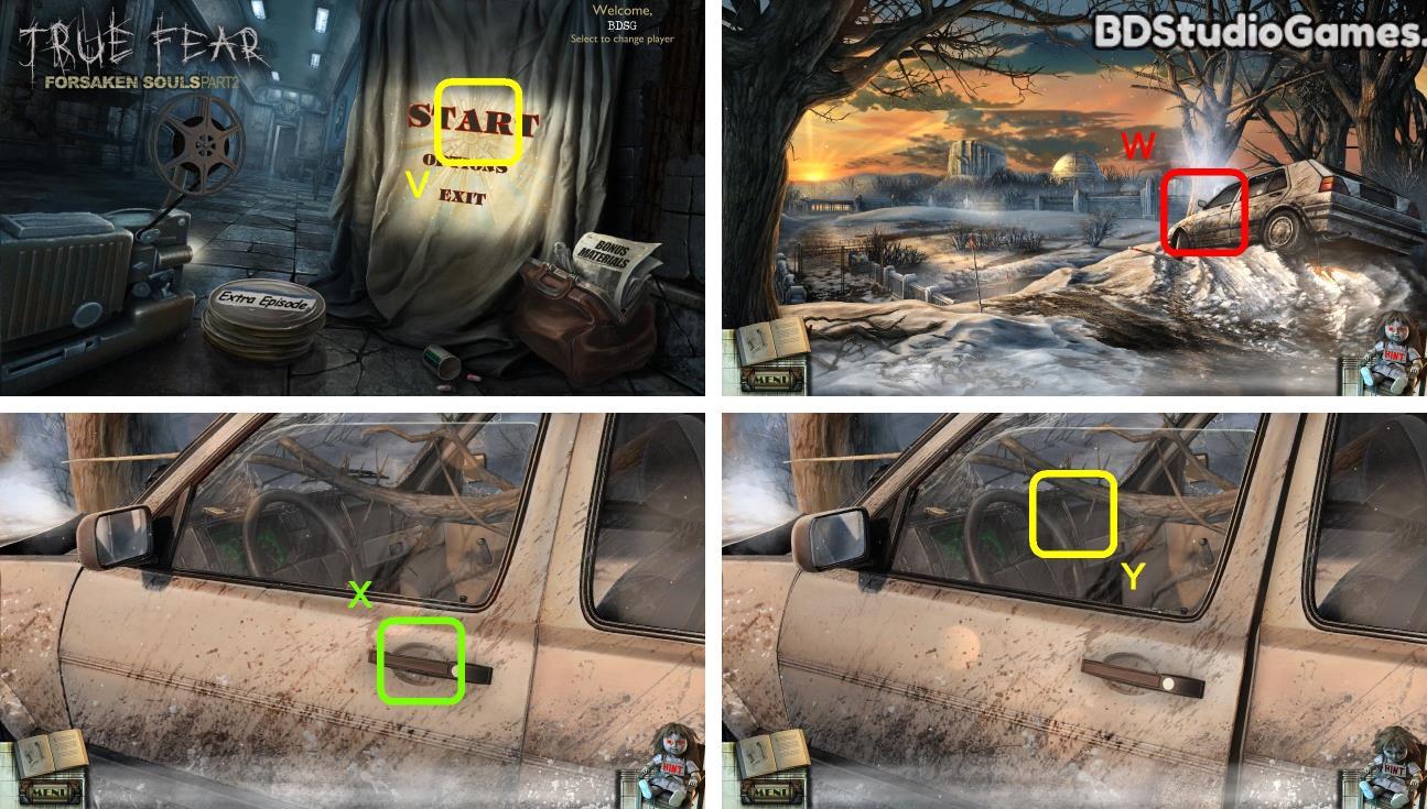 True Fear: Forsaken Souls Part 2 Walkthrough Screenshot 0001