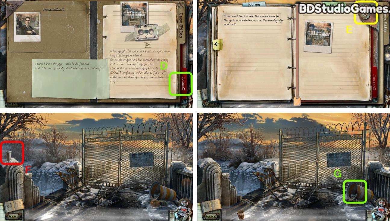 True Fear: Forsaken Souls Part 2 Walkthrough Screenshot 0003