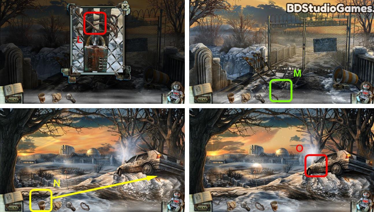 True Fear: Forsaken Souls Part 2 Walkthrough Screenshot 0005