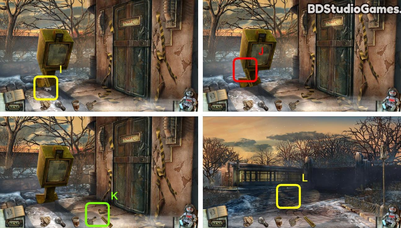 True Fear: Forsaken Souls Part 2 Walkthrough Screenshot 0011