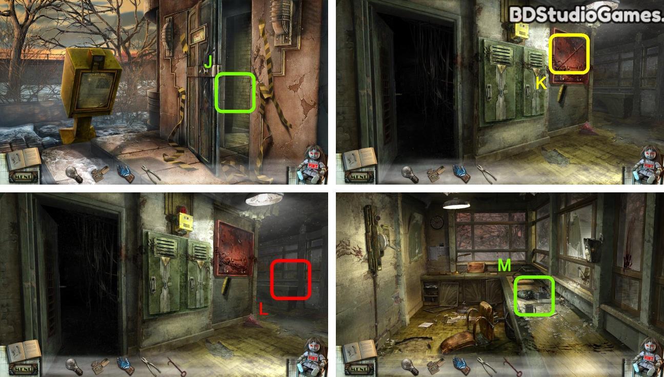 True Fear: Forsaken Souls Part 2 Walkthrough Screenshot 0018