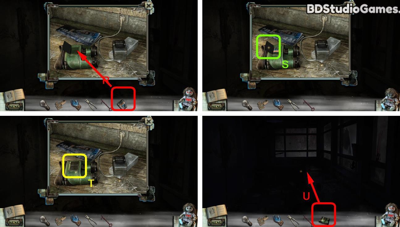 True Fear: Forsaken Souls Part 2 Walkthrough Screenshot 0020
