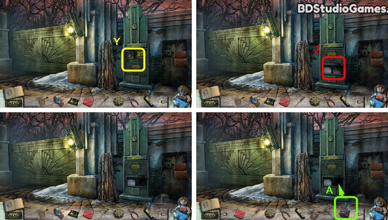 True Fear: Forsaken Souls Part 2 Walkthrough Screenshot 0061
