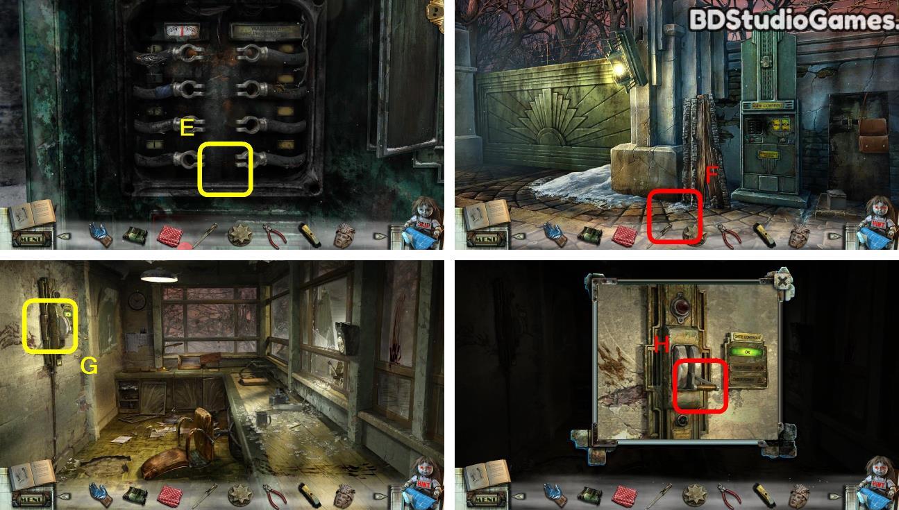 True Fear: Forsaken Souls Part 2 Walkthrough Screenshot 0063
