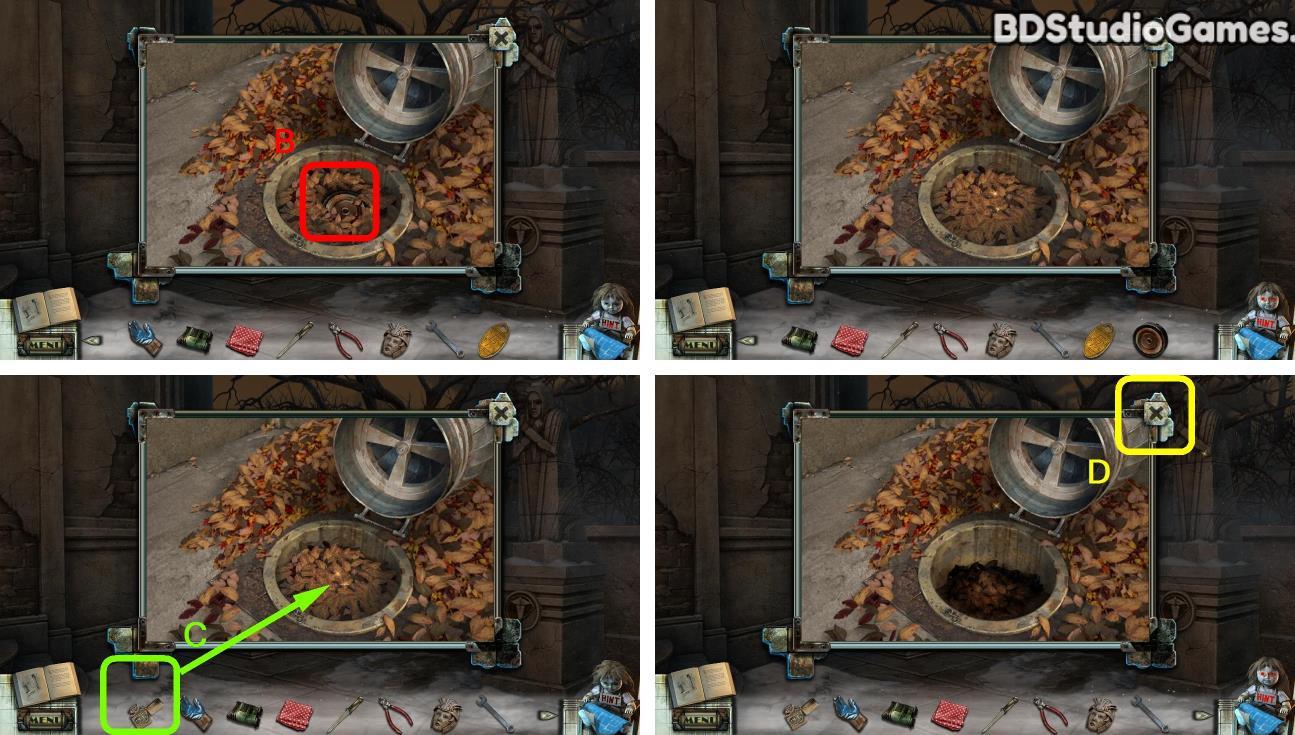 True Fear: Forsaken Souls Part 2 Walkthrough Screenshot 0069