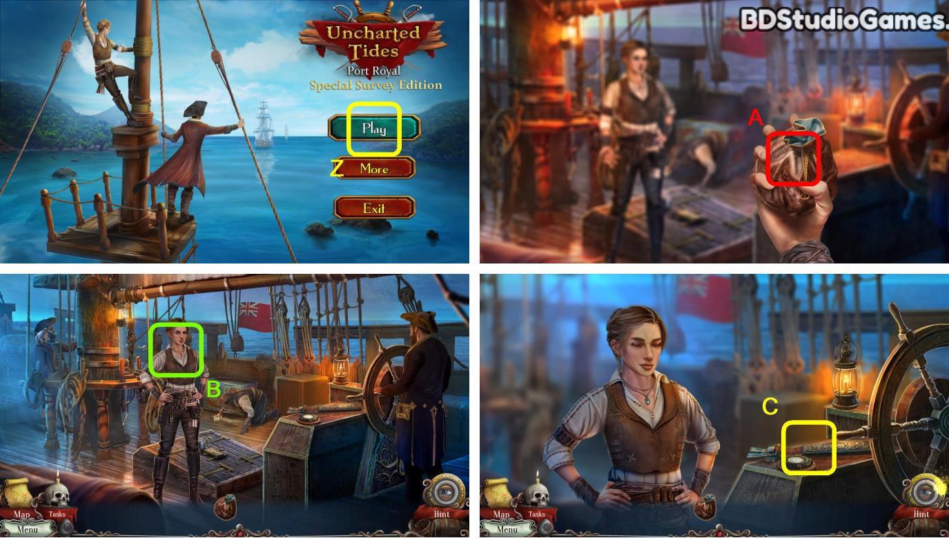 Uncharted Tides: Port Royal Walkthrough Screenshot 0001