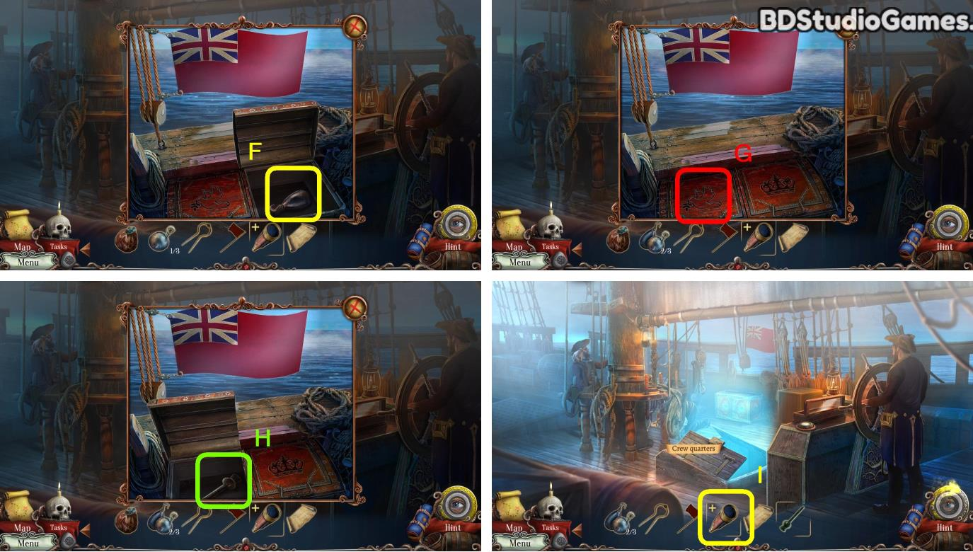 Uncharted Tides: Port Royal Walkthrough Screenshot 0009