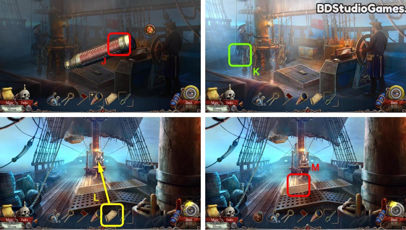 Uncharted Tides: Port Royal Walkthrough Screenshot 0010