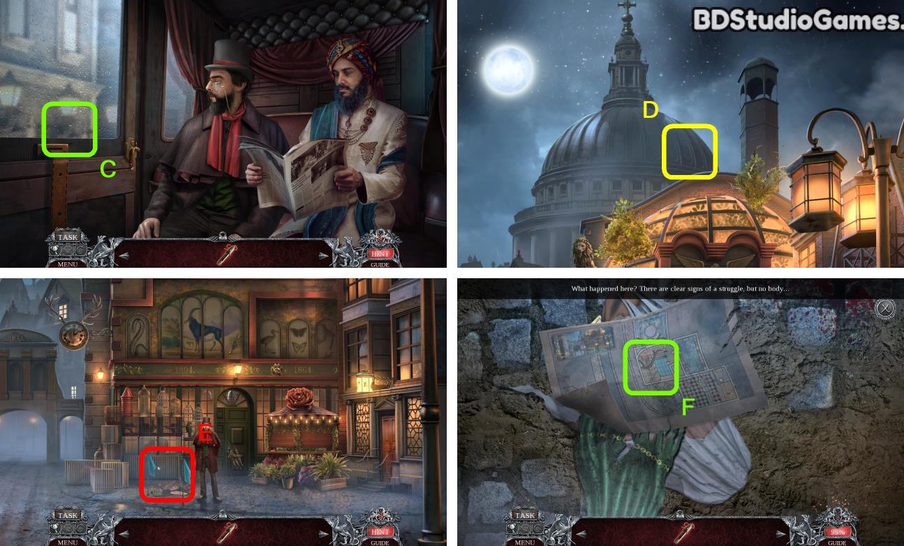 Vermillion Watch: London Howling Walkthrough Screenshot 0003