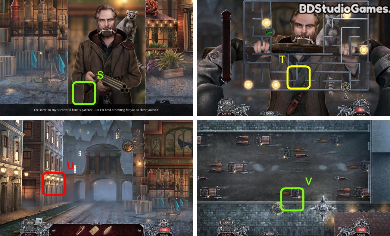 Vermillion Watch: London Howling Walkthrough Screenshot 0012