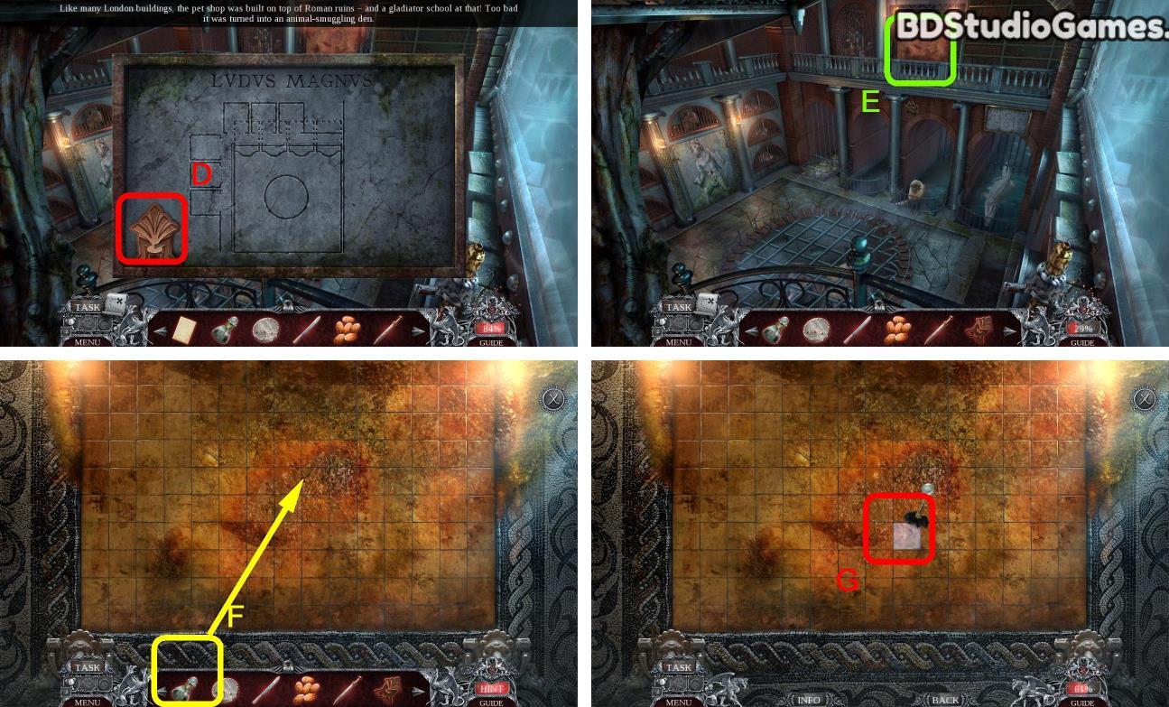 Vermillion Watch: London Howling Walkthrough Screenshot 0051