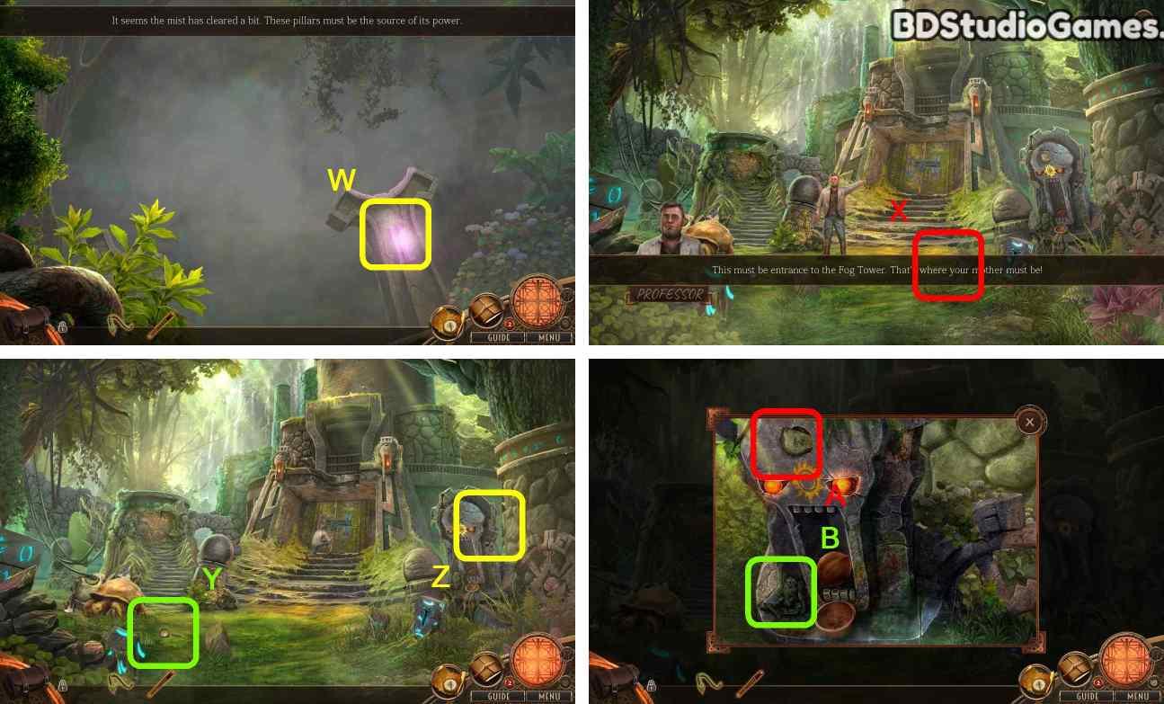 Wanderlust: The City of Mists Walkthrough Screenshot 0060
