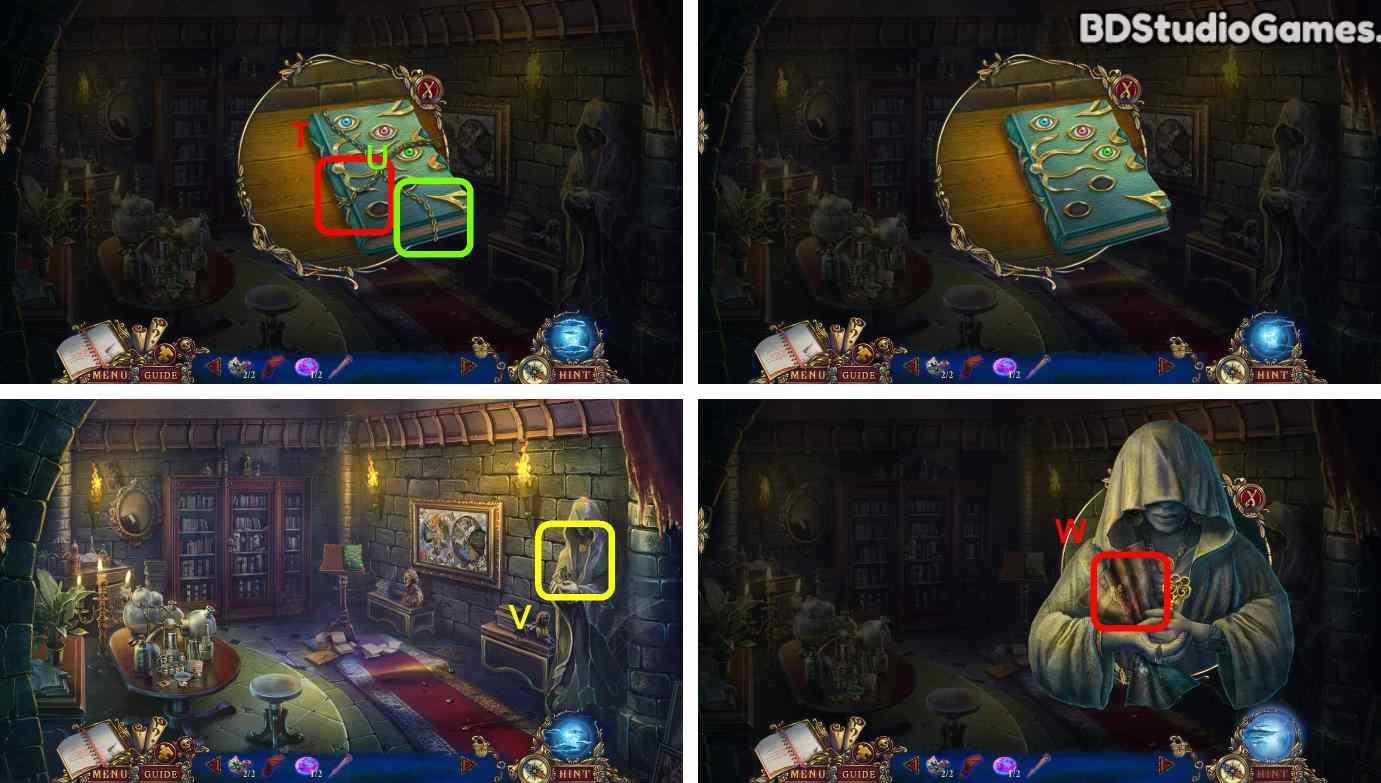 Whispered Secrets: Cursed Wealth Bonus Chapter Walkthrough Screenshot 0046