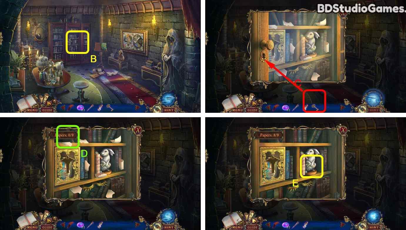 Whispered Secrets: Cursed Wealth Bonus Chapter Walkthrough Screenshot 0048