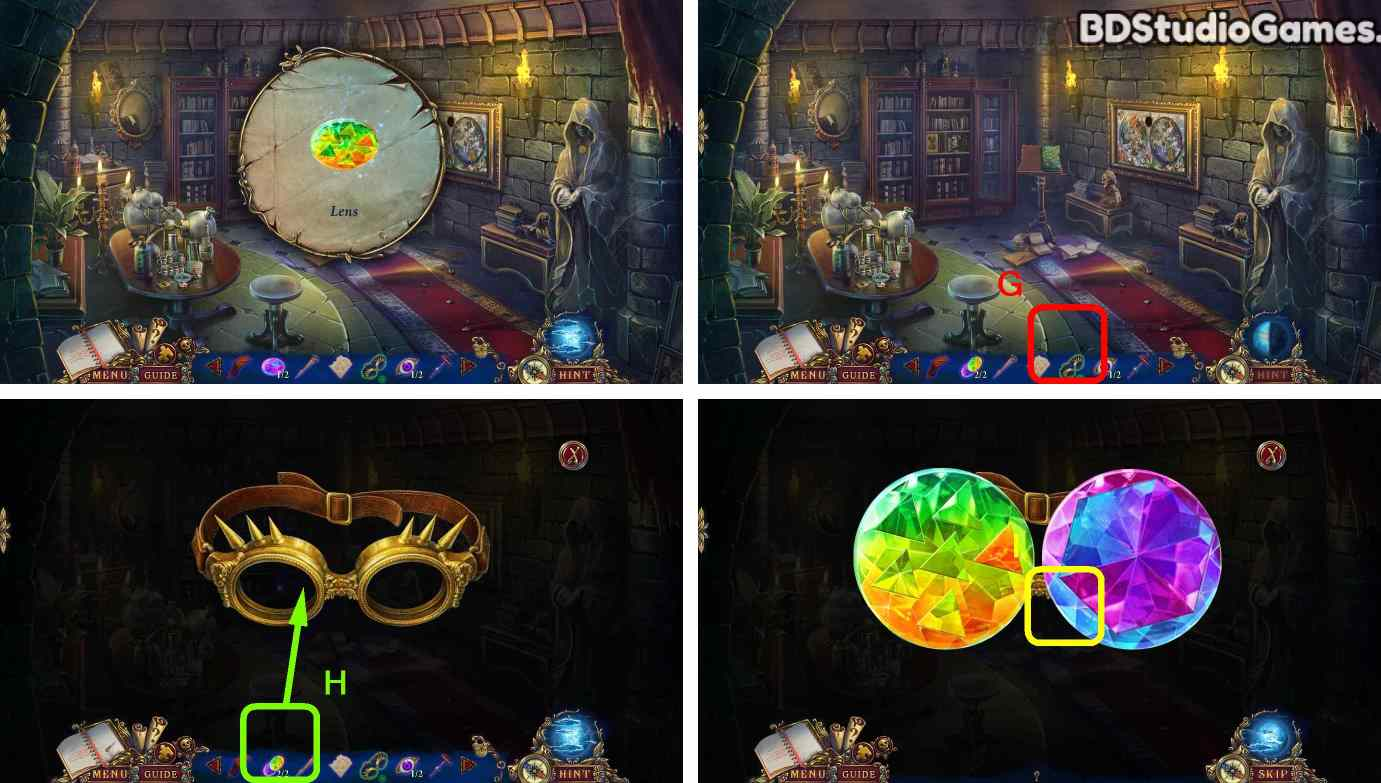 Whispered Secrets: Cursed Wealth Bonus Chapter Walkthrough Screenshot 0055