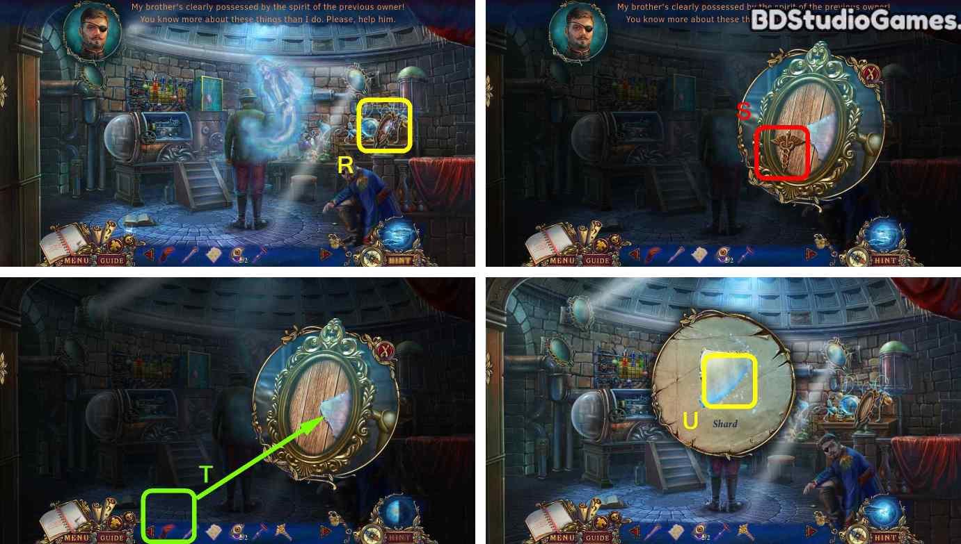 Whispered Secrets: Cursed Wealth Bonus Chapter Walkthrough Screenshot 0058