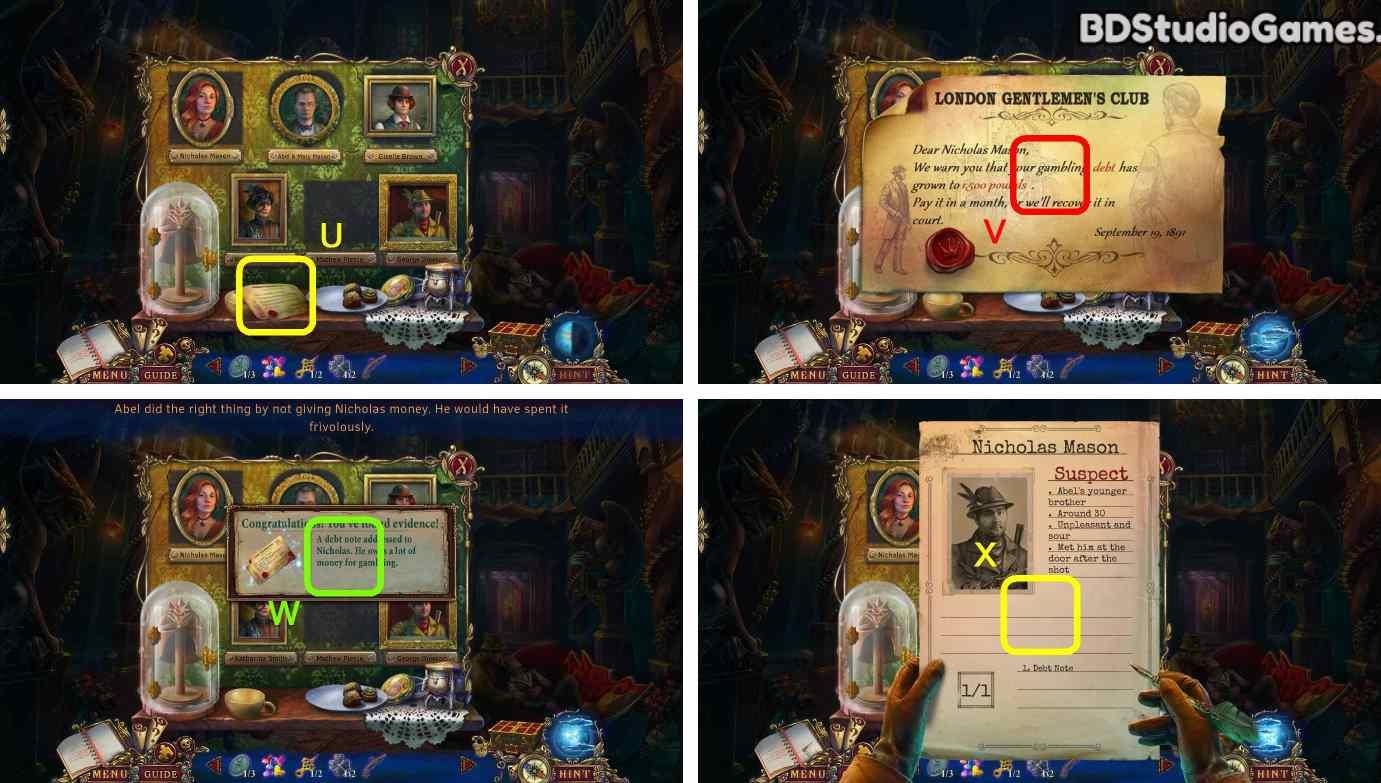 Whispered Secrets: Cursed Wealth Walkthrough Screenshot 0040