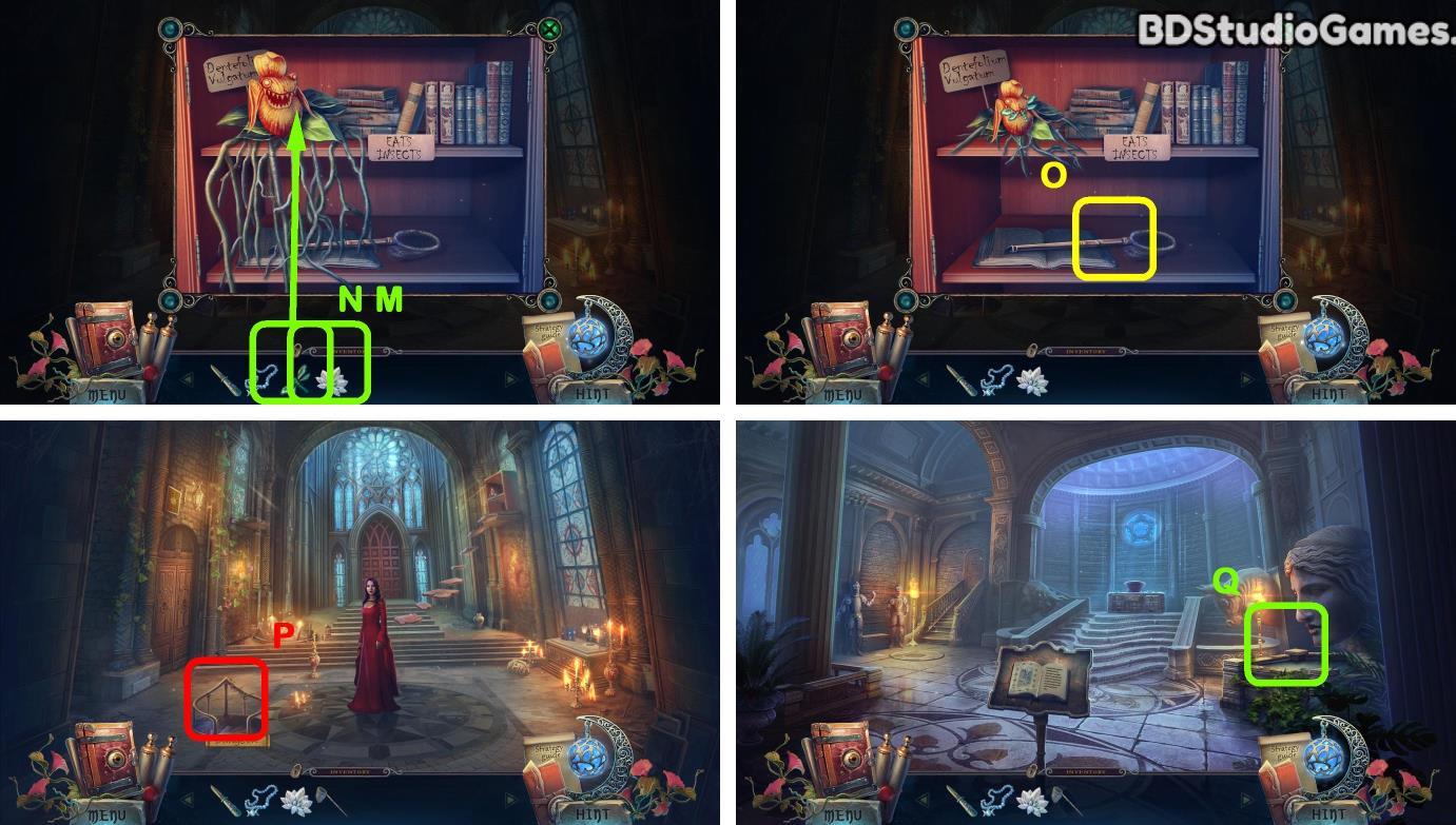 Witches Legacy: Secret Enemy Bonus Chapter Walkthrough Screenshot 0021