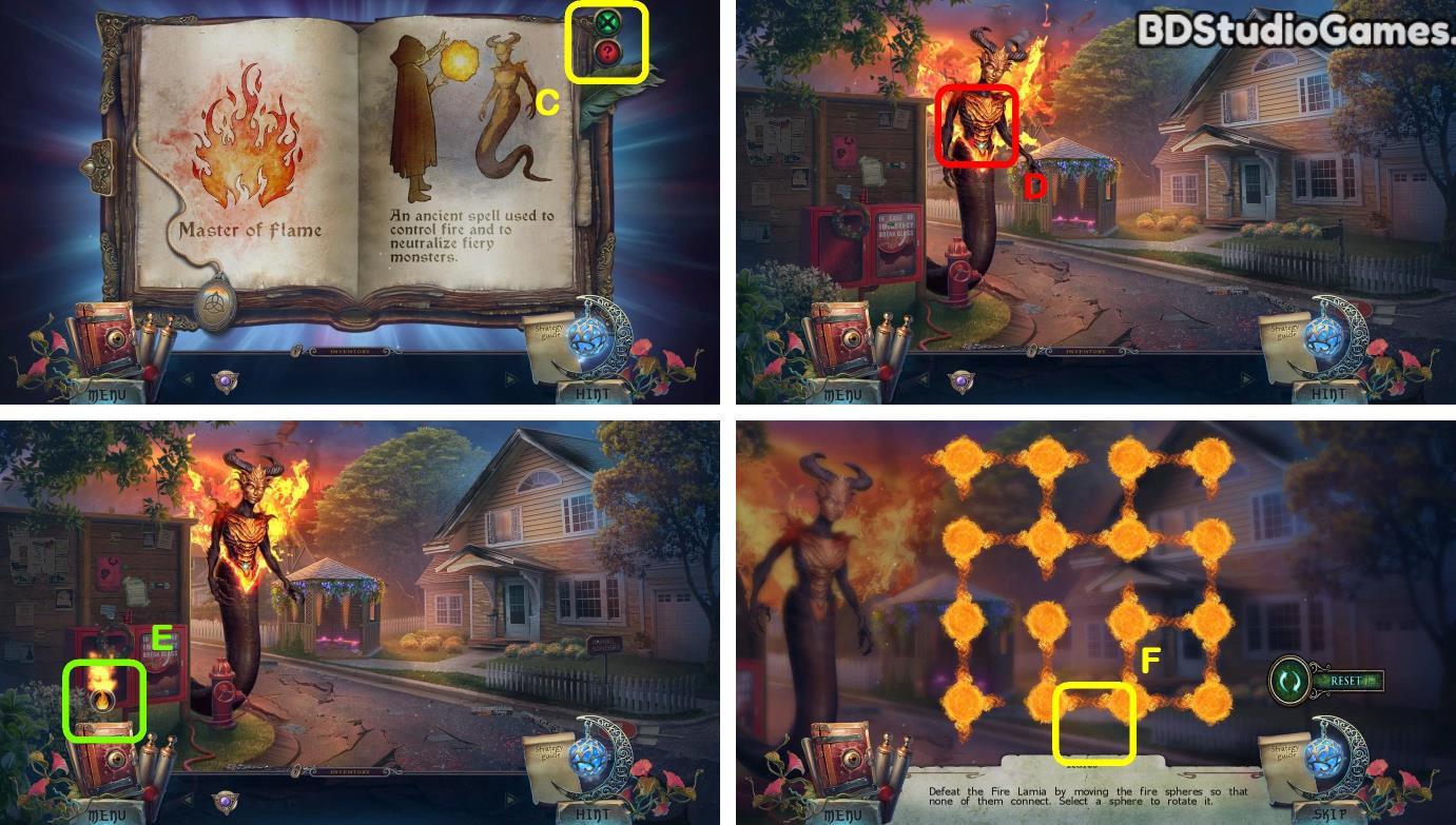 Witches Legacy: Secret Enemy Walkthrough Screenshot 0005