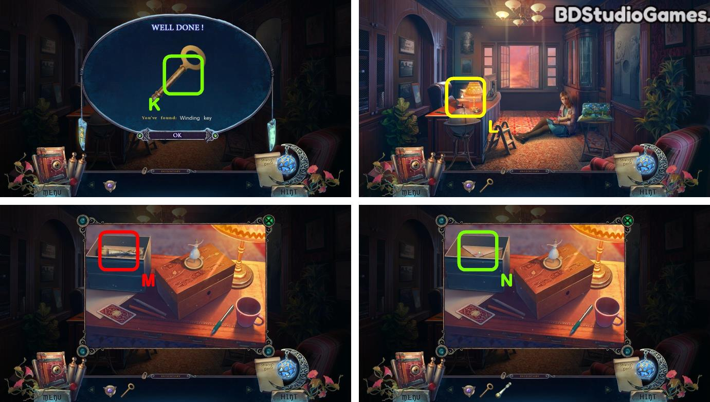 Witches Legacy: Secret Enemy Walkthrough Screenshot 0007