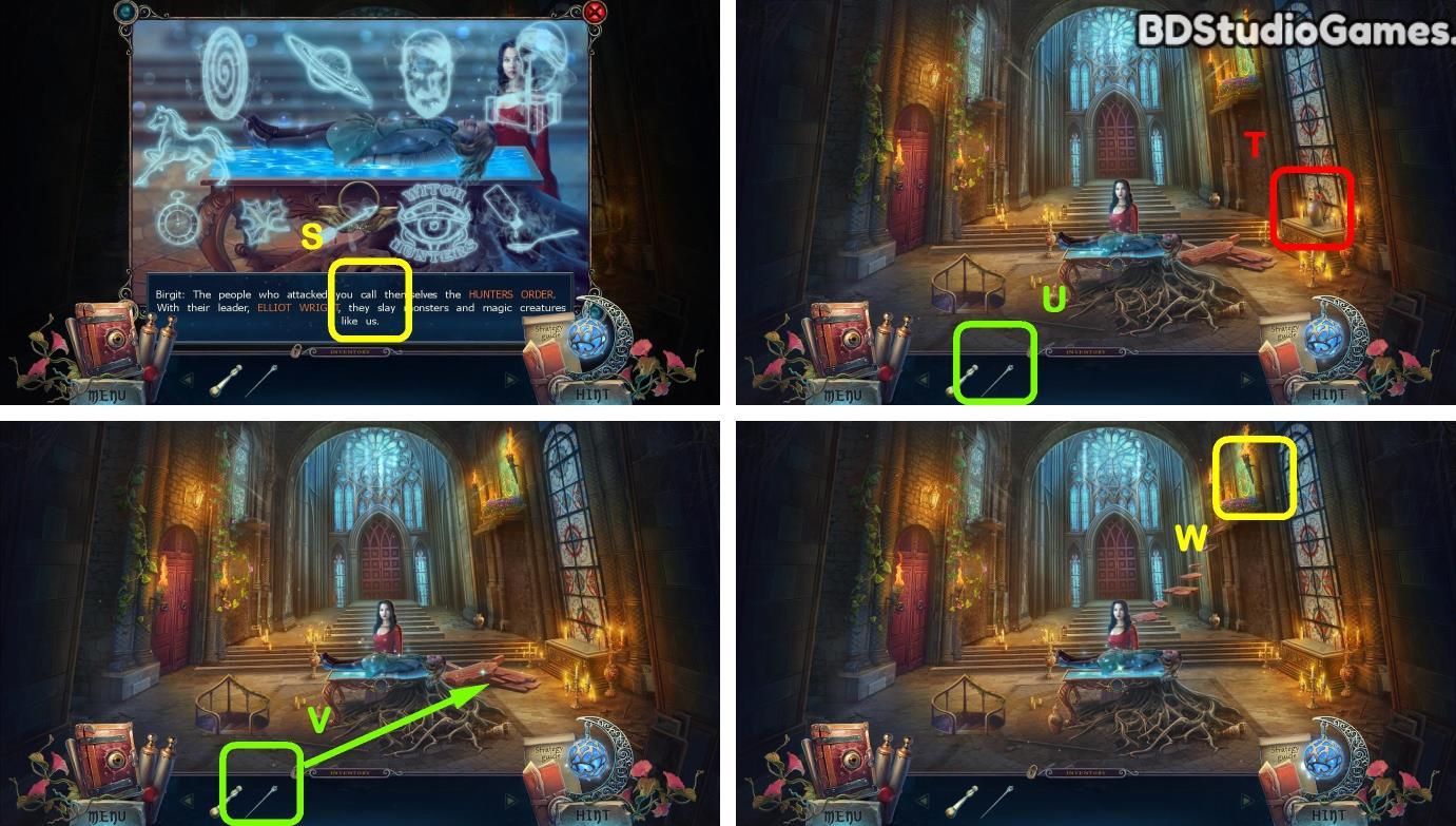 Witches Legacy: Secret Enemy Walkthrough Screenshot 0015