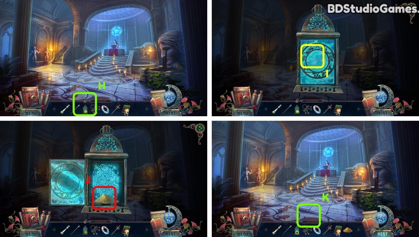 Witches Legacy: Secret Enemy Walkthrough Screenshot 0018