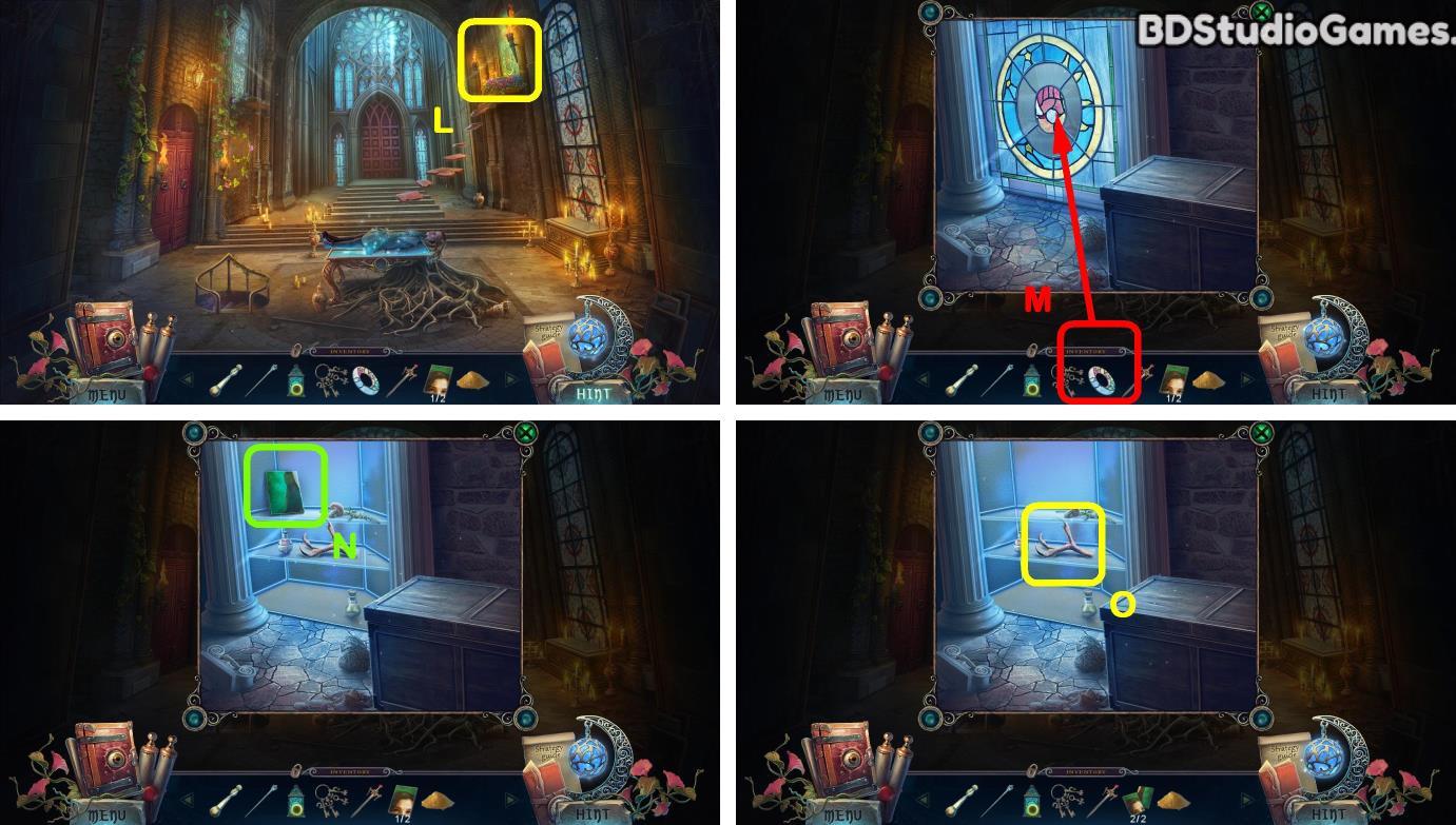 Witches Legacy: Secret Enemy Walkthrough Screenshot 0019