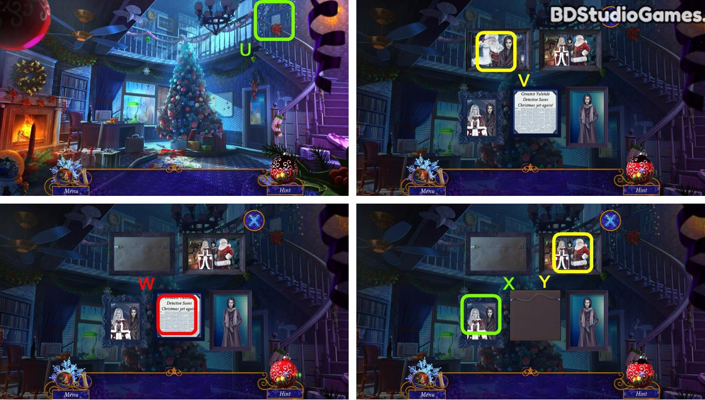 Yuletide Legends: Who Framed Santa Claus Walkthrough Screenshot 0003