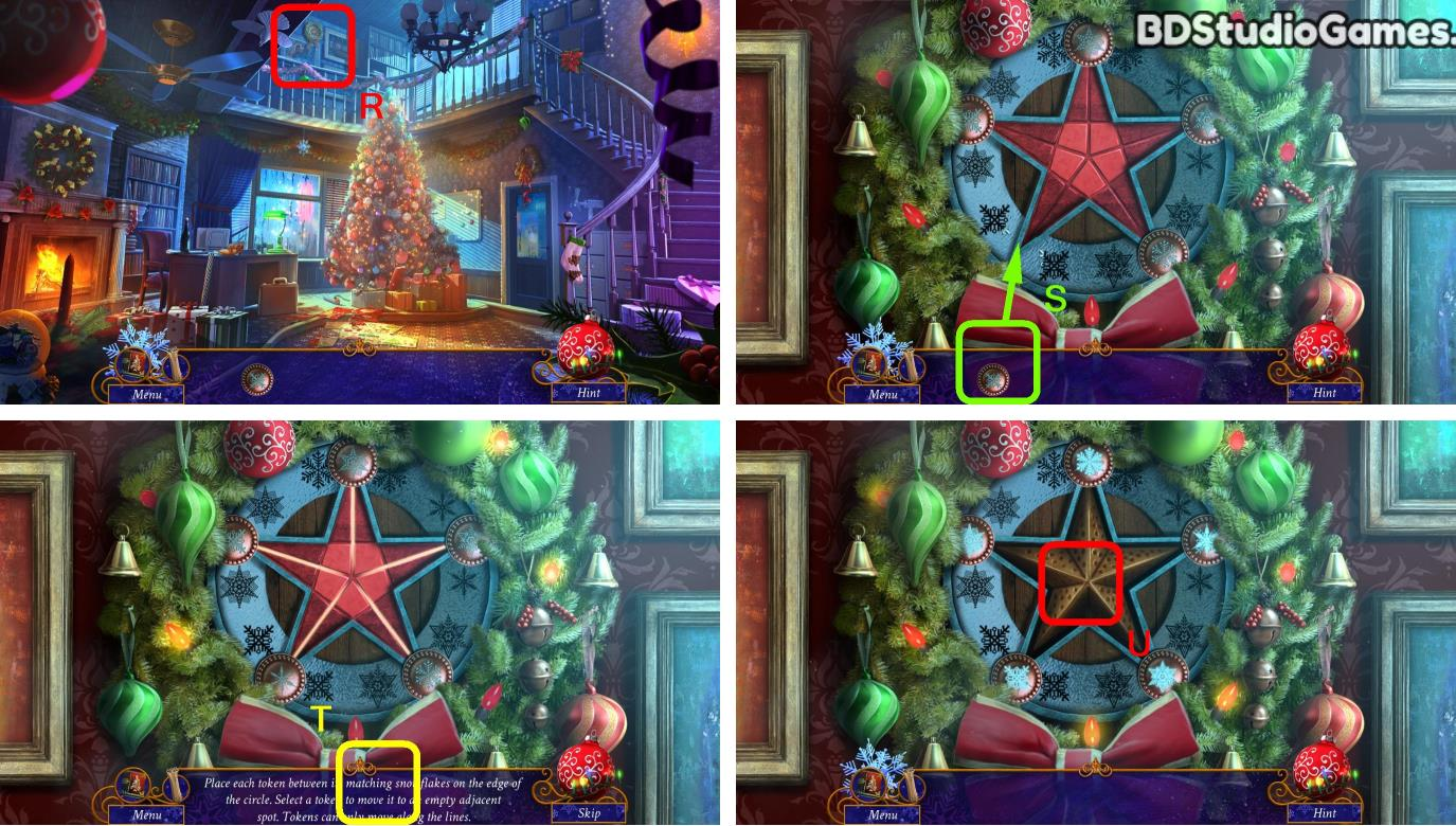Yuletide Legends: Who Framed Santa Claus Walkthrough Screenshot 0008