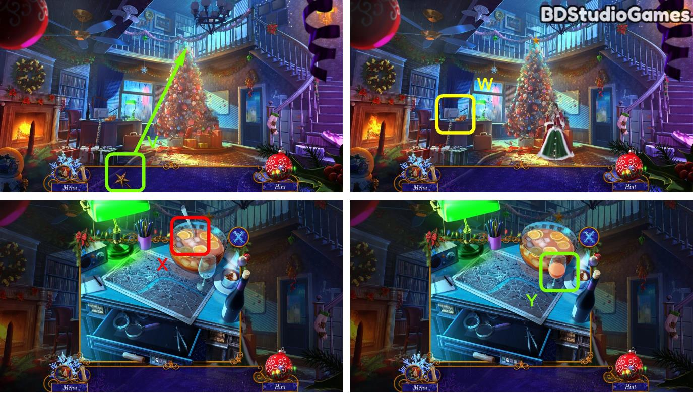Yuletide Legends: Who Framed Santa Claus Walkthrough Screenshot 0009