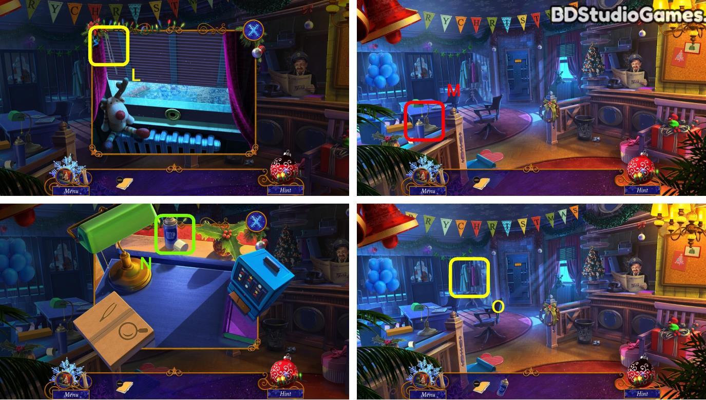 Yuletide Legends: Who Framed Santa Claus Walkthrough Screenshot 0013