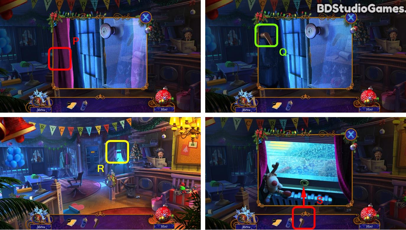 Yuletide Legends: Who Framed Santa Claus Walkthrough Screenshot 0014