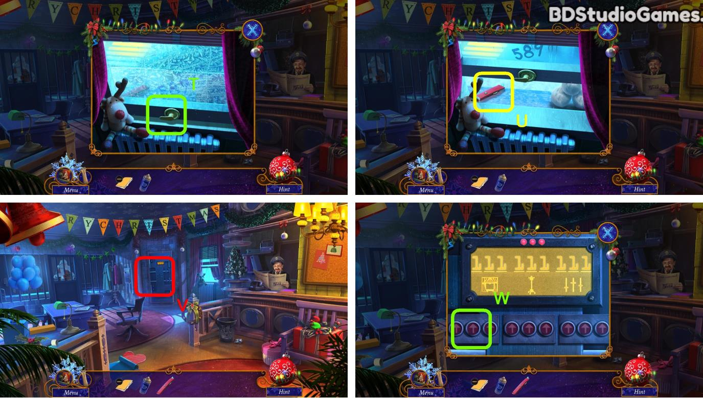 Yuletide Legends: Who Framed Santa Claus Walkthrough Screenshot 0015