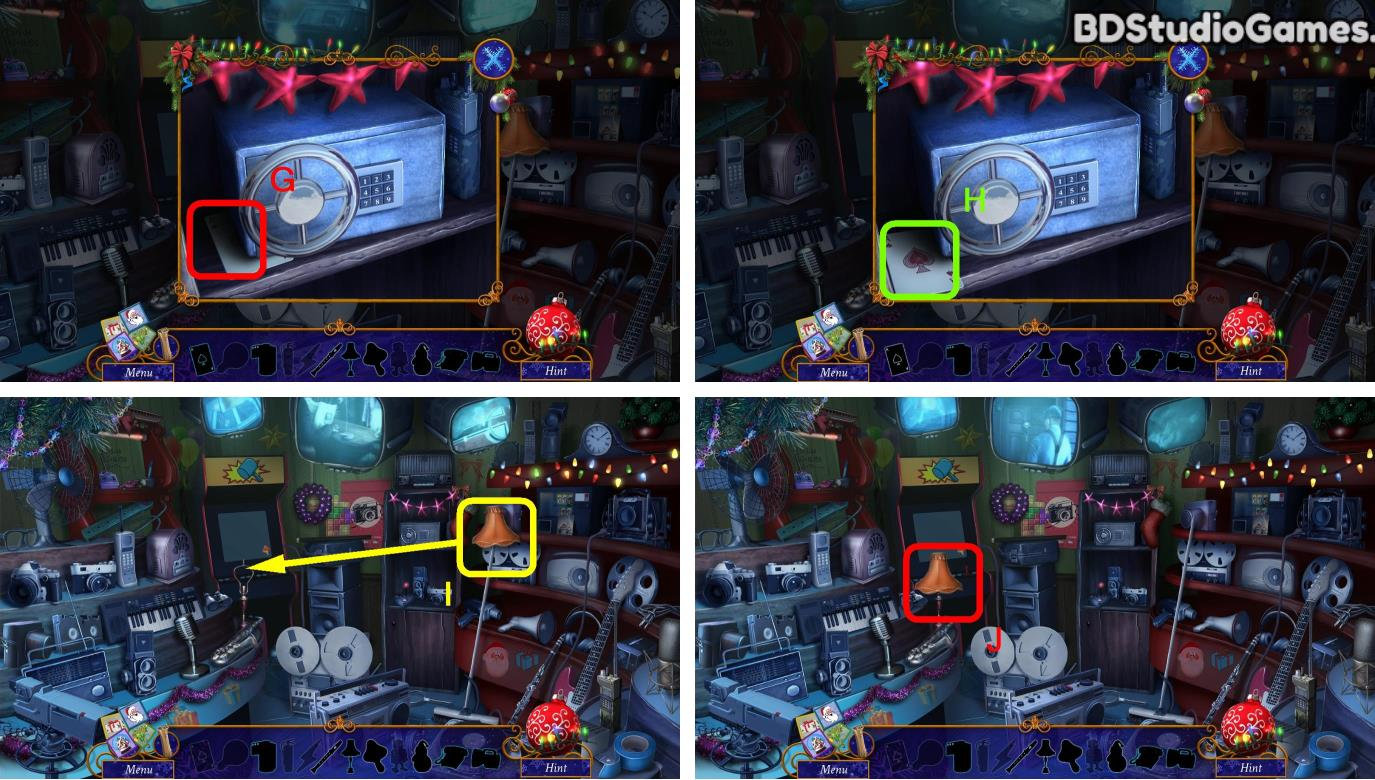 Yuletide Legends: Who Framed Santa Claus Walkthrough Screenshot 0062