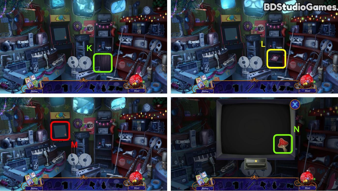 Yuletide Legends: Who Framed Santa Claus Walkthrough Screenshot 0063