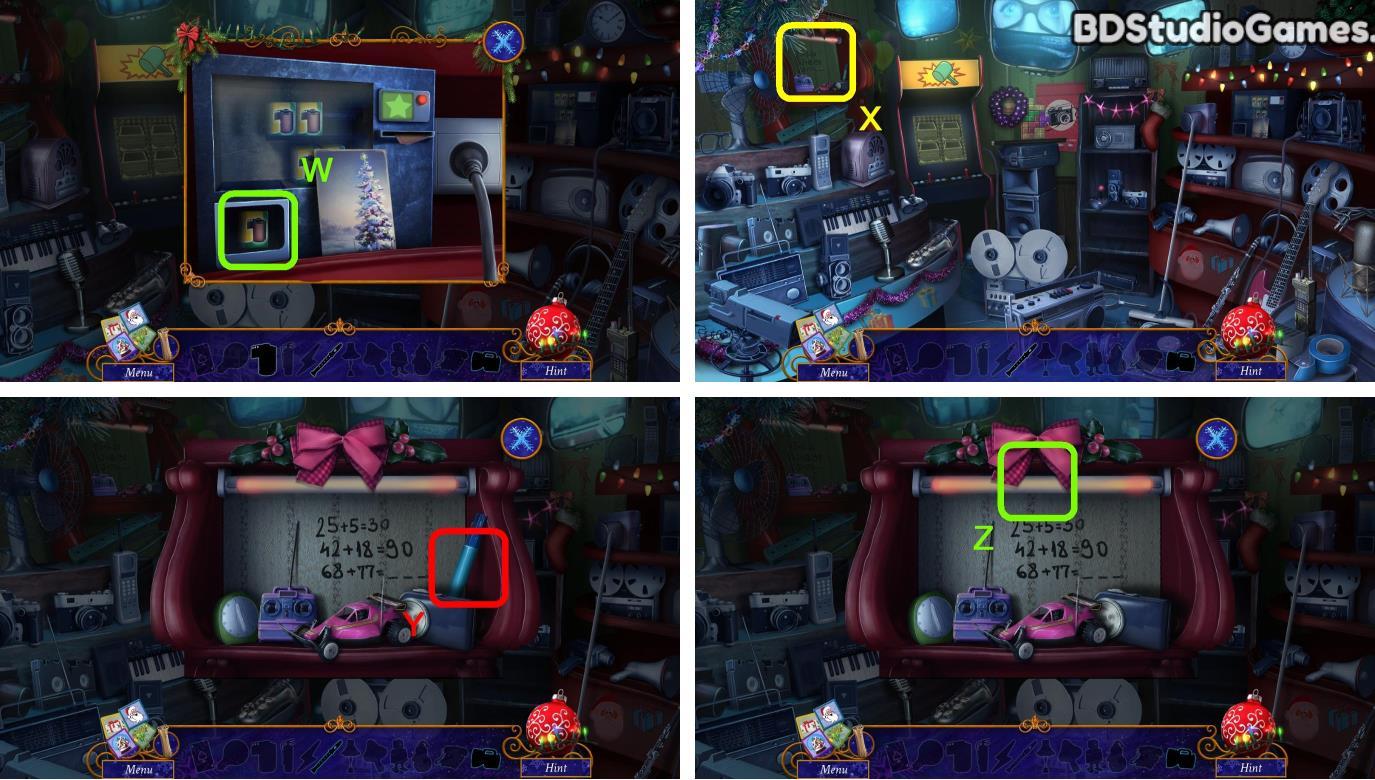 Yuletide Legends: Who Framed Santa Claus Walkthrough Screenshot 0066