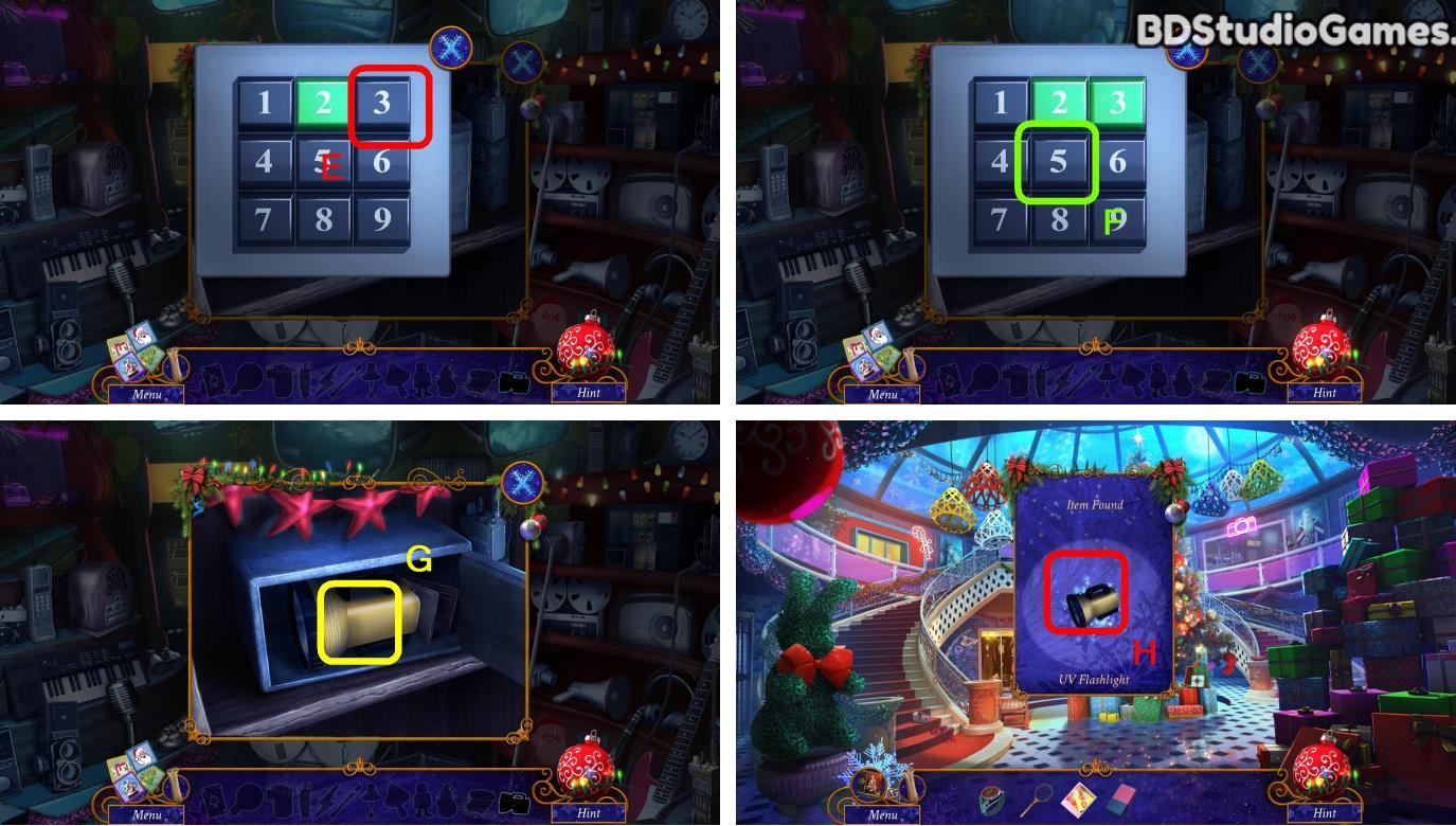 Yuletide Legends: Who Framed Santa Claus Walkthrough Screenshot 0068