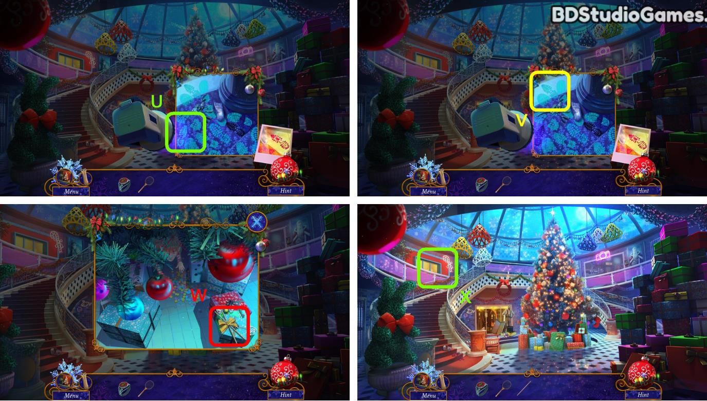 Yuletide Legends: Who Framed Santa Claus Walkthrough Screenshot 0072