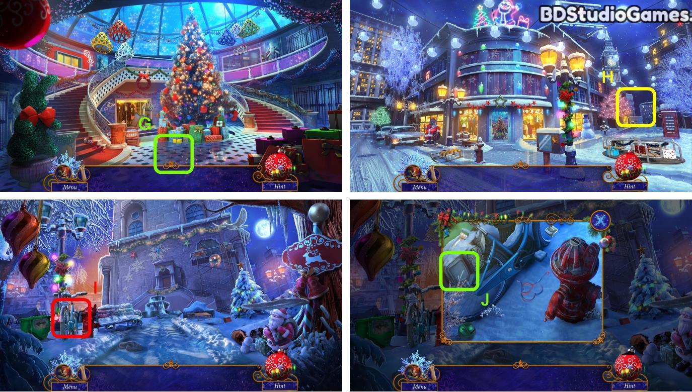 Yuletide Legends: Who Framed Santa Claus Walkthrough Screenshot 0075