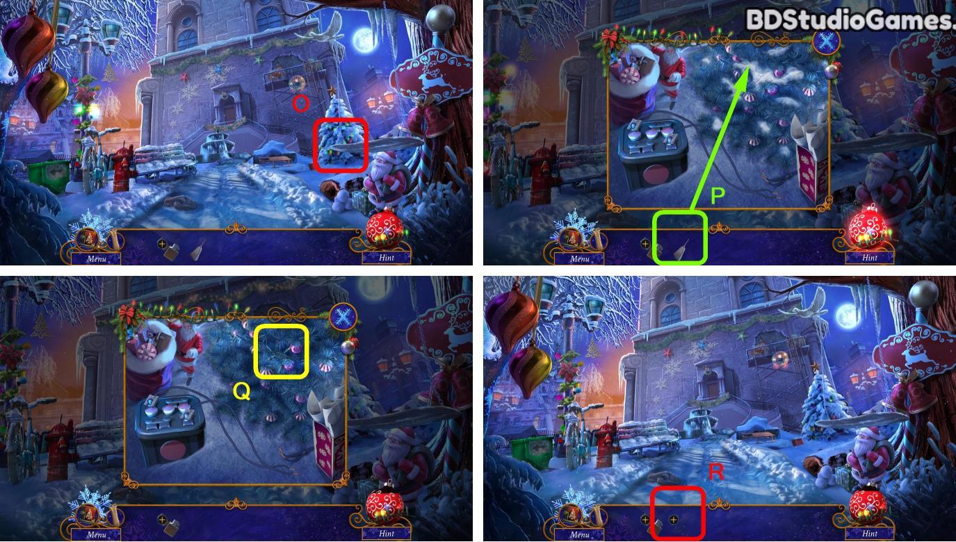Yuletide Legends: Who Framed Santa Claus Walkthrough Screenshot 0077