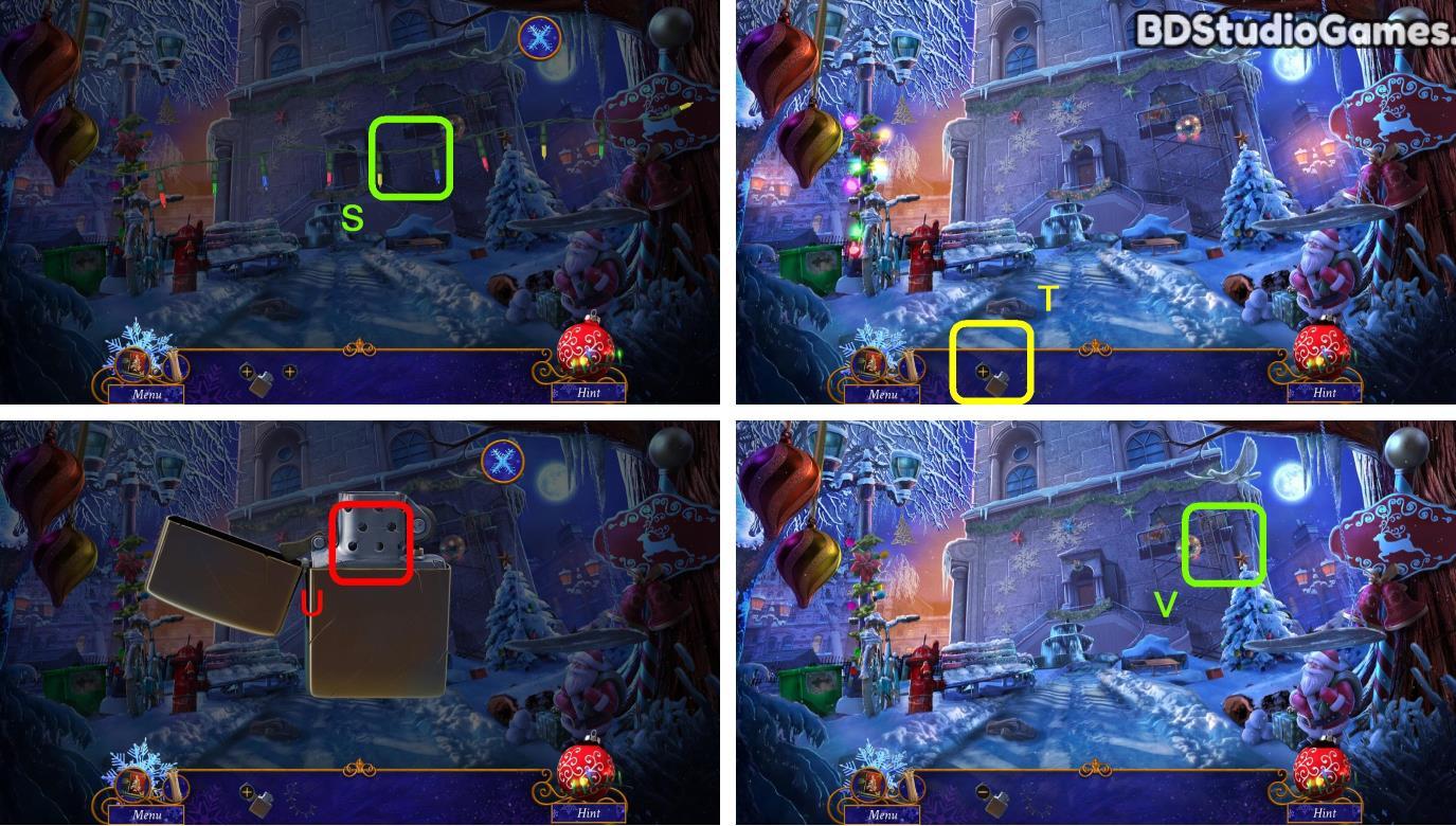 Yuletide Legends: Who Framed Santa Claus Walkthrough Screenshot 0078