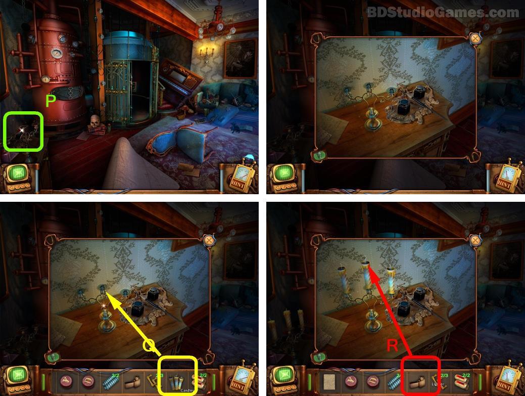 Deadly Voltage: Rise Of The Invincible Walkthrough Screenshot