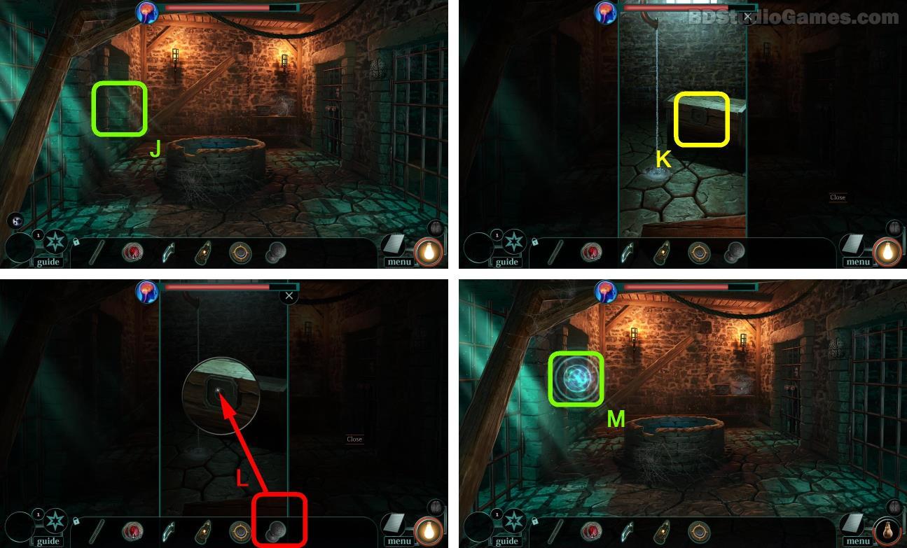 Maze: Stolen Minds Walkthrough Screenshot