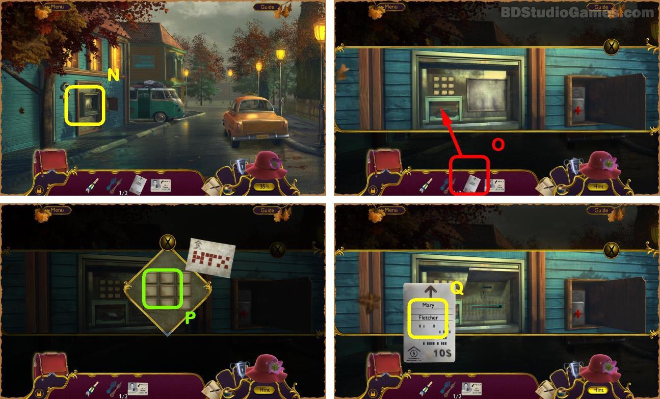 Memoirs of Murder: Welcome to Hidden Pines Walkthrough Screenshot
